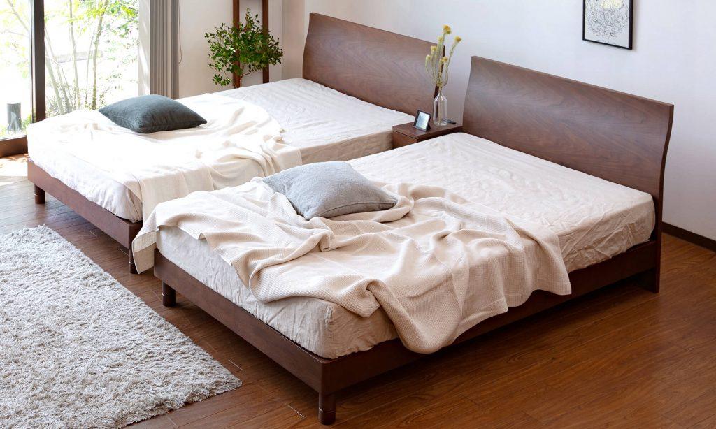 シングルベッドを並べてふたりで使う|質の良い睡眠のための選び方を ...