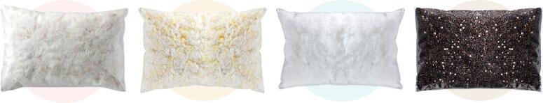 枕にはさまざまな素材があるためメンテナンスのしやすさを意識して選ぶこともおすすめ