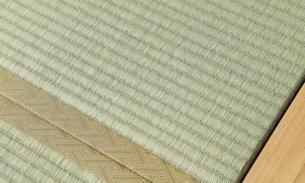 畳に使われているイグサには、消臭効果やリラックス効果、安眠効果も期待できる。