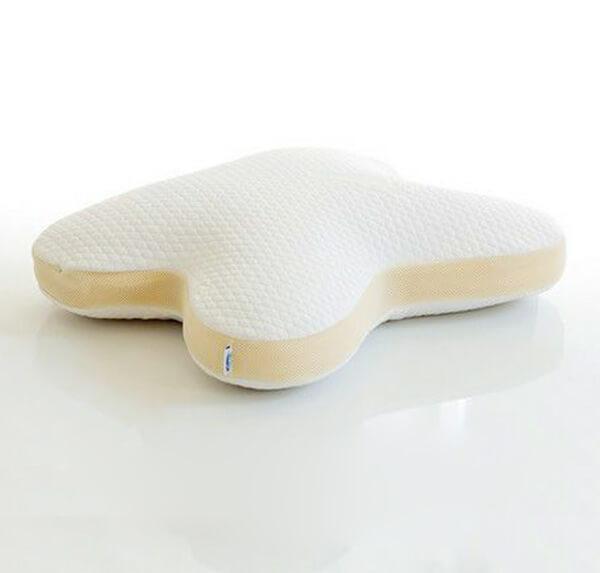 うつぶせ寝に適したテンピュールオンブラシオピロー枕