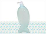 海へ… おさかなボトル(ポンプ付)500ml・100回分